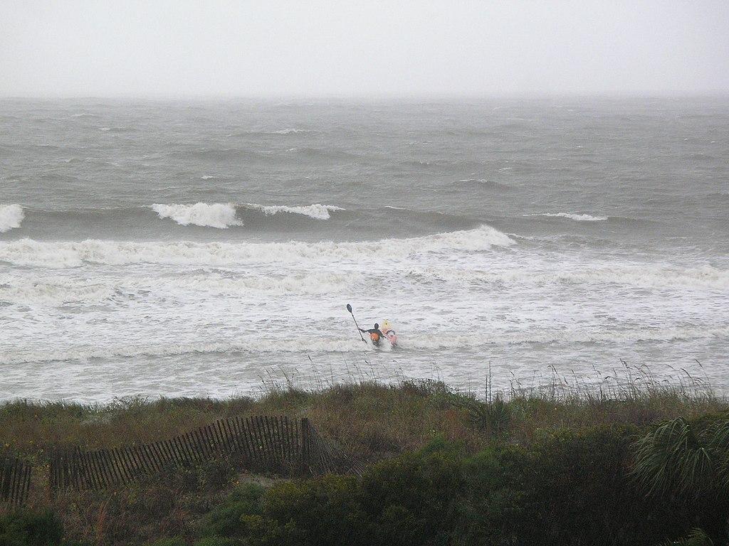 Ocean Isle Public Beach Access With Shower