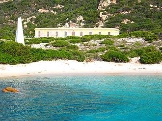 Maddalena archipelago - Spargi Island