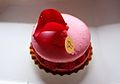 Ispahan macaroon with raspberry and petal.jpg