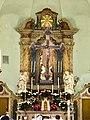Italie, Ravenne, Santa Maria Magiore, maître-autel (48087007841).jpg