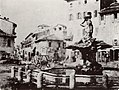Italienischer Photograph um 1847 - Piazza Barberini (Zeno Fotografie).jpg