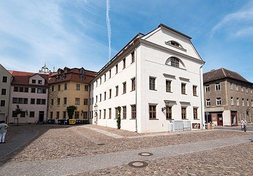 Alte Lateinschule, Jüdenstraße 38, Lutherstadt Wittenberg 20180812 003