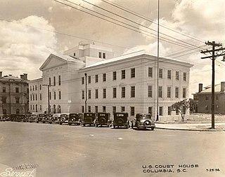 J. Bratton Davis United States Bankruptcy Courthouse United States historic place