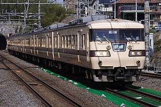 117 series - JR-West Keihanshin Region 117-0 series