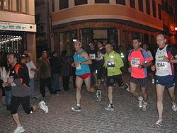 SAN ANTON NIGHT RUNNING