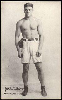 Jack Dillon American boxer
