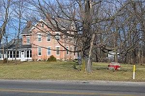 Blendon Township, Franklin County, Ohio - Prehistoric Jackson Fort
