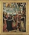 Jacob Cornelisz van Oostsanen (Nachfolger) - König David, Salomo und Maria Rückseite, Enthauptung Johannes d. T. - WAF 734 - Bavarian State Painting Collections.jpg