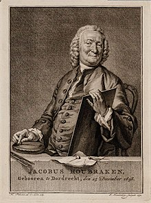 Description de l'image  Jacobus Houbraken.JPG.