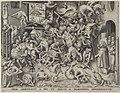 Jacobus en de val van Hermogenes prent naar Breughel.jpg