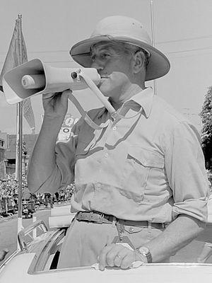 Jacques Goddet - Jacques Goddet in 1962