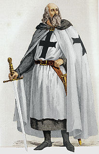 Jacques de Molay Grand Master of the Knights Templar