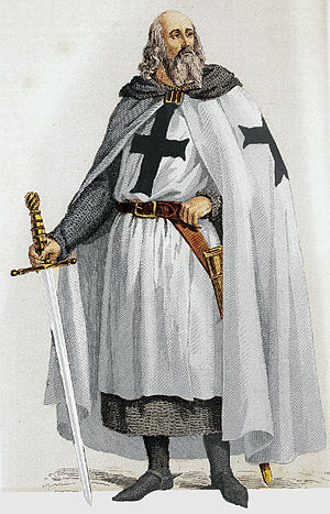 Grand Masters of the Knights Templar - Jacques de Molay, Last (23rd) Grand Master