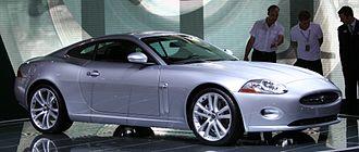 Ian Callum - Jaguar XK