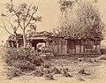 Jain temple ruins in Hangal, Haveri district, Karnataka.jpg