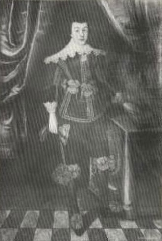 James Boevey - Image: James Boevey Portrait Flaxley Collection
