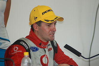 2010 V8 Supercar Championship Series - Jamie Whincup finished Runner up for the 2010 Season, ending a two-year championship winning streak.