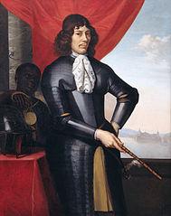 Portrait of Jan Valckenburgh