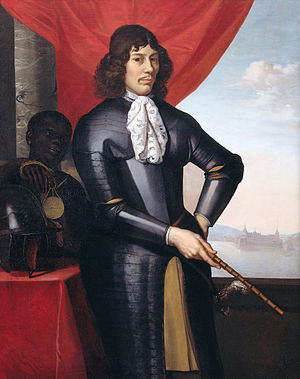 Daniel Vertangen - Image: Jan Valckenburgh (1623 1667) by Daniel Vertangen