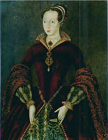Le Streatham Portrait, découvert dans les années 2000, est considéré par beaucoup comme le premier portrait posthume de Lady Jane Grey (anonyme, Londres, National Portrait Gallery).