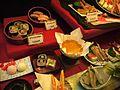 Japanese Kani-Dōraku cuisine 2.JPG