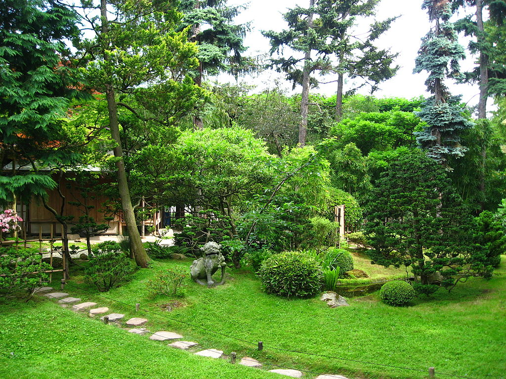 File jardin du mus e albert kahn le village japonais 03 by - Amenagement petit jardin de ville ...