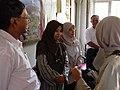 Jayanta Sthanapati Talks With Pusat Sains Negara Delegates - NCSM - Kolkata 2003-09-22 00304.JPG