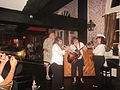 JazzCamp2ndLineJuly13 BourbonOJam 1.JPG