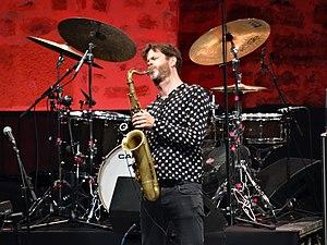 Donny McCaslin - Concert at Donostia Jazz Fesstival 2017