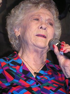Jean Shepard - Jean Shepard in 2006 (Sister Sisters photography)