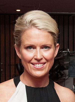 Jennifer Robinson (lawyer) - Jennifer Robinson, Sydney in 2013