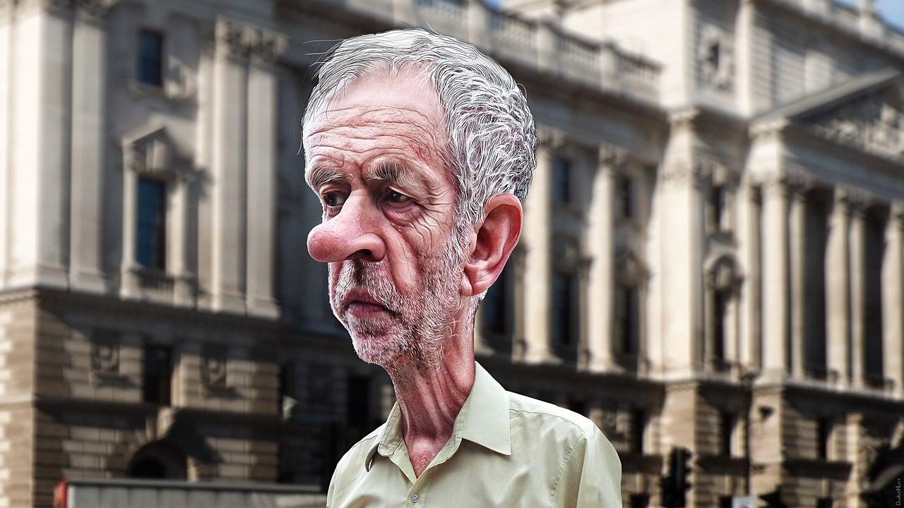 Jeremy Corbyn - Caricature (20880610761).jpg