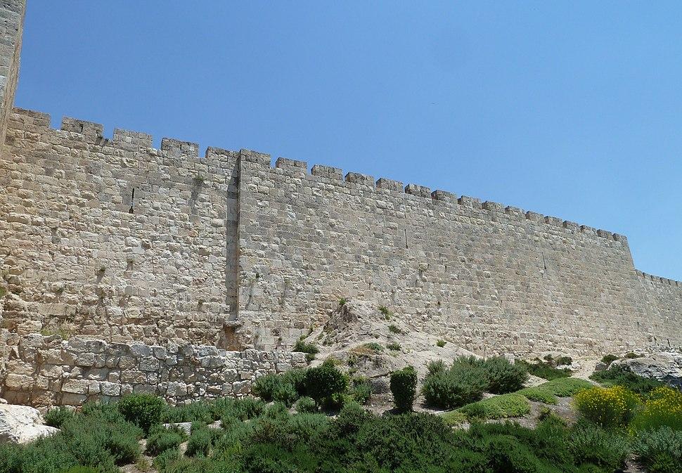 Jerusalem Wall P1140745