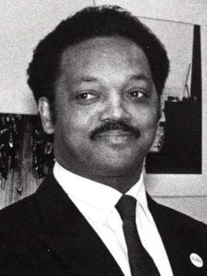 Democratic Party presidential primaries, 1988 - Image: Jesse Jackson 1988 (3x 4 a)