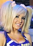 Jessica Nigri cosplaying at E3 2012