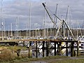 Jetty at the Buckler's Hard Yacht Harbour - geograph.org.uk - 348428.jpg