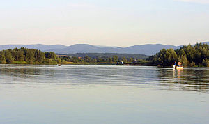 Nyskie Lake - Image: Jezioro Nyskie