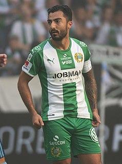 Jiloan Hamad Iraqi-Swedish footballer