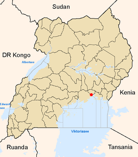 Jinja,  Eastern Region, Uganda