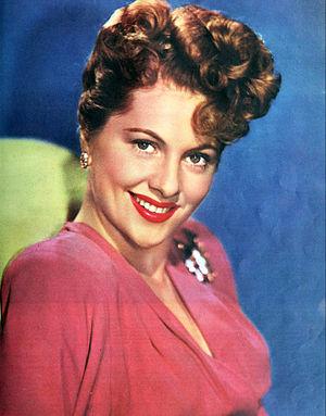 Schauspieler Joan Fontaine