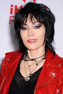Joan Jett American rock musician and actress
