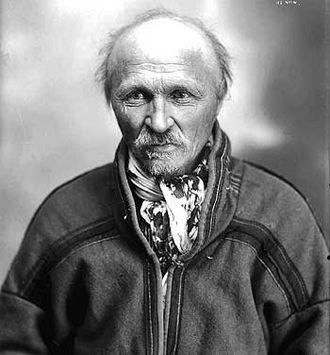 Johan Turi - Johan Turi ca. 1930