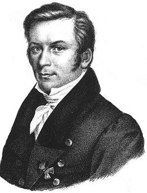 Johann Friedrich von Eschscholtz - Image: Johann Friedrich von Eschscholtz