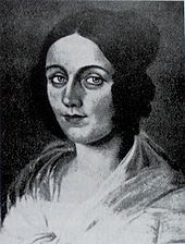 Johanna Kinkel (Quelle: Wikimedia)