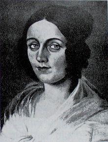 Johanna Kinkel (Source: Wikimedia)