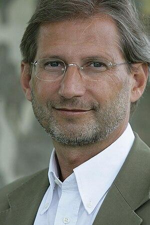 Johannes Hahn - Hahn in 2007
