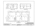 Johannes Hardenbergh House, Kerhonkson, Ulster County, NY HABS NY,56-KER,1- (sheet 1 of 9).png