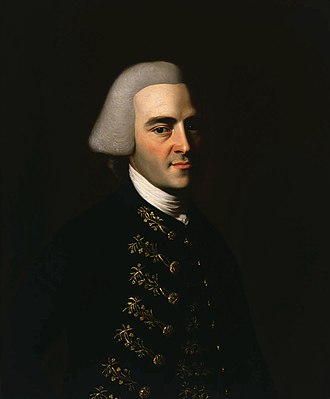 Increase Sumner - John Hancock appointed Sumner to the Massachusetts Supreme Judicial Court