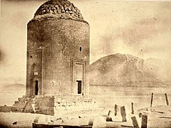 John Henry Haynes. Tomb of early Seljukian princess at Caesarea (id.13993450).jpg