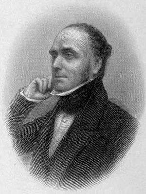 John Roby - John Roby, from the 1872 edition of The Traditions of Lancashire